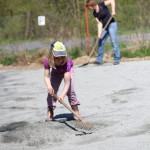 jízdárna písek